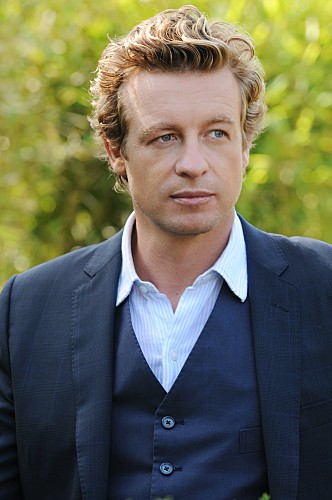 The Mentalist: Simon Baker nell'episodio Throwing Fire