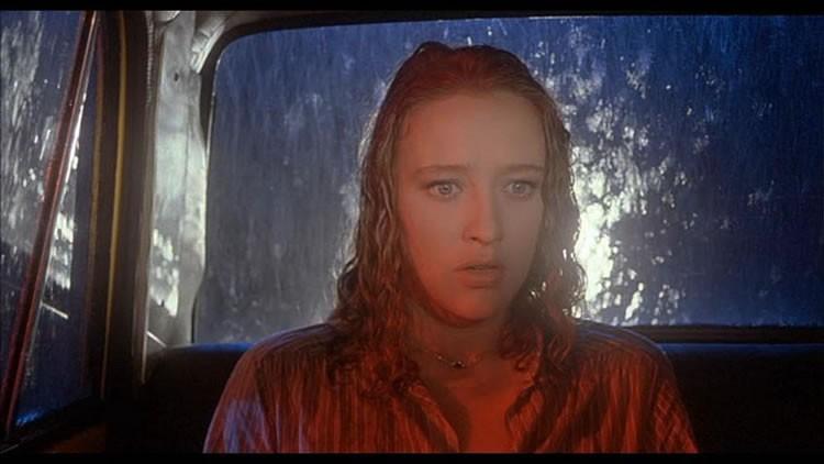 Eleonora Giorgi in una scena del film Inferno ( 1980 )