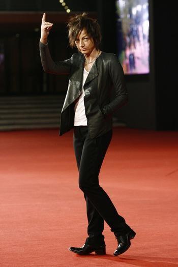 Festival di Roma 2009: Gianna Nannini presenta Viola di Mare