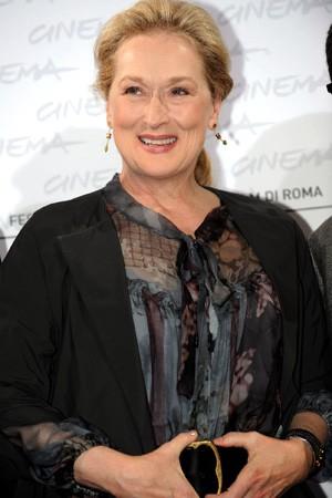 Festival di Roma 2009: Meryl Streep