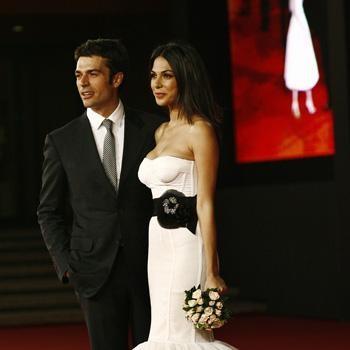 Festival di Roma 2009: Moran Atias e Luca Argentero sono i protagonisti di Oggi Sposi