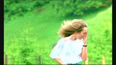 Fiore Argento in una scena del film Phenomena ( 1985 )