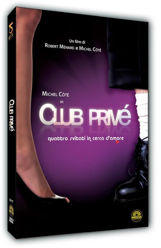 La copertina di Club Privè (dvd)
