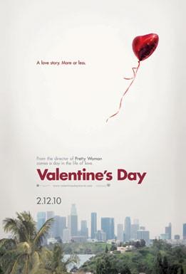 La locandina di Valentine's Day