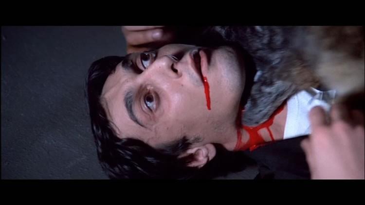 La terribile morte di Flavio Bucci nel film Suspiria ( 1977 )