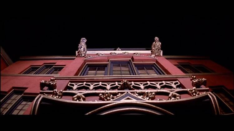 La tetra scuola di danza del film Suspiria ( 1977 )