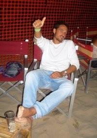 Una foto di Alberto Baiocco, il primo concorrente ufficiale del Grande Fratello 10