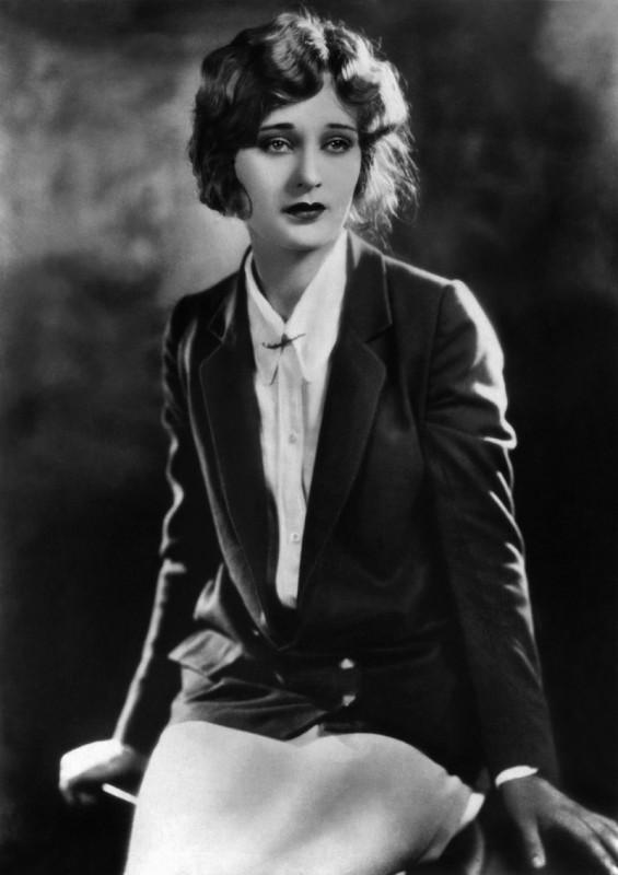 ritratto dell\'attrice Dolores Costello