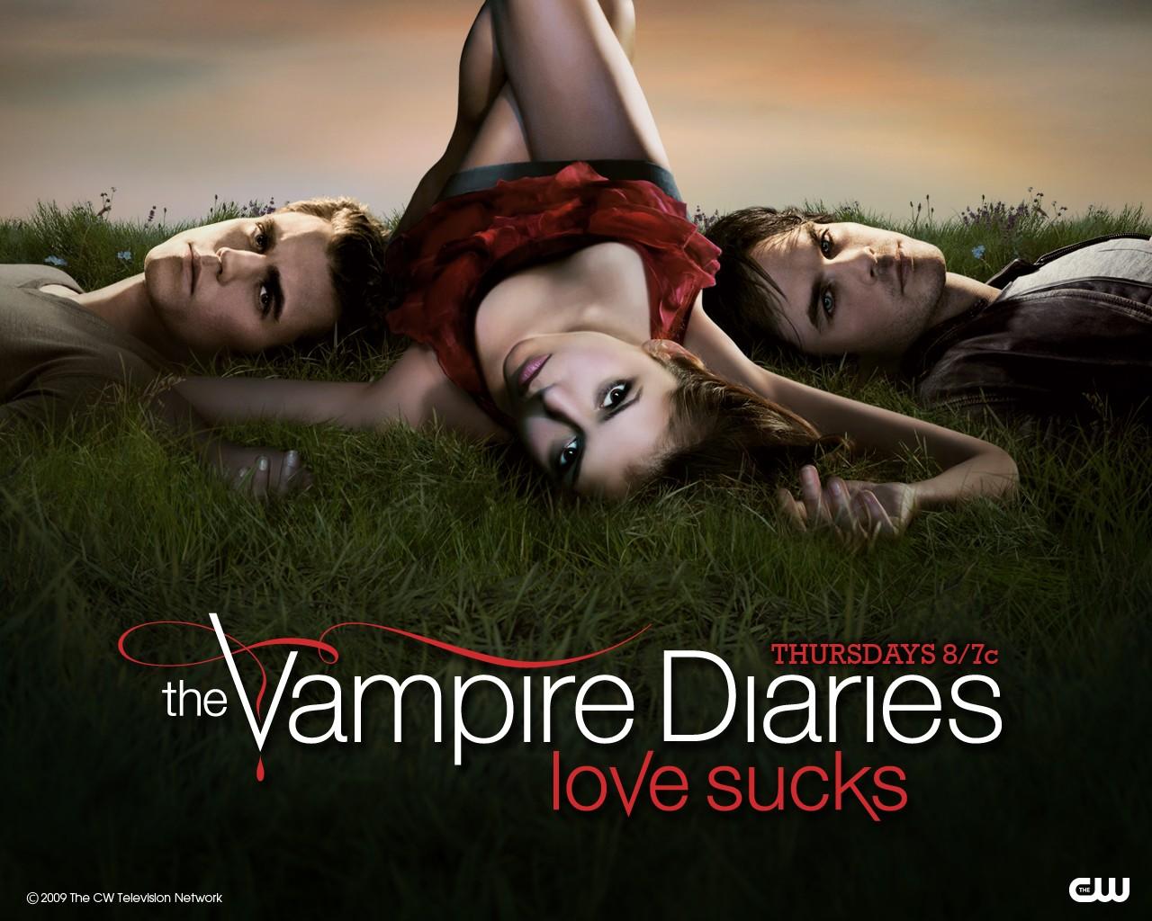Wallpaper: la nuova serie di The Vampire Diaries