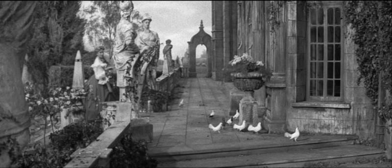 Deborah Kerr in una sequenza del film Suspense ( 1961 )