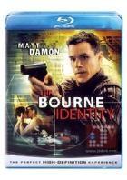 La copertina di The Bourne Identity (blu-ray)