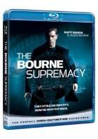 La copertina di The Bourne Supremacy (blu-ray)