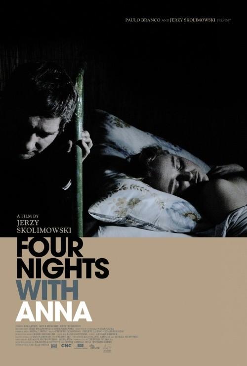 La locandina di Four Nights With Anna