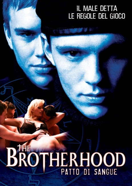La locandina di The Brotherhood IV: The Complex