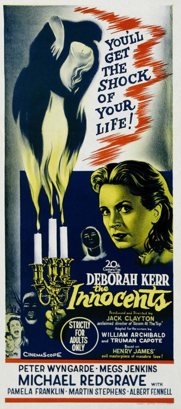 Poster del film Suspense ( 1961 )