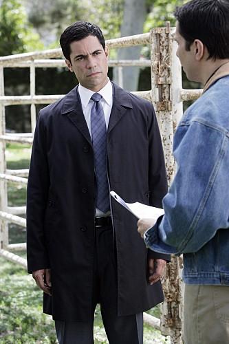 Cold Case: Danny Pino nell'episodio Dead Heat