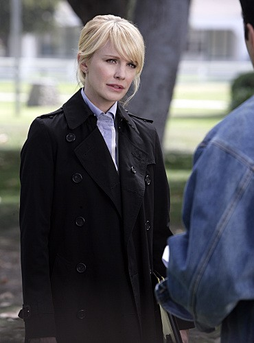 Cold Case: Kathryn Morris nell'episodio Dead Heat