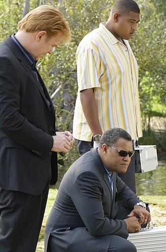 CSI Miami: David Caruso e Laurence Fishburne nel cross-over con CSI Las Vega, Bone Voyage