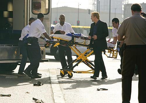 CSI Miami: David Caruso nell'episodio Point of Impact