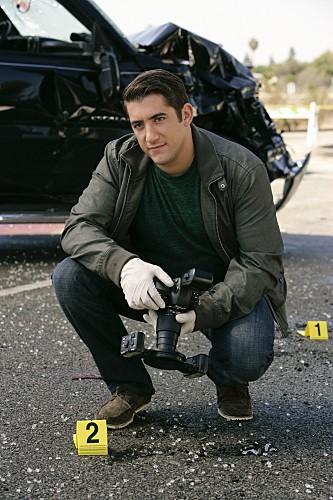 CSI Miami: Jonathan Togo nell'episodio Point of Impact