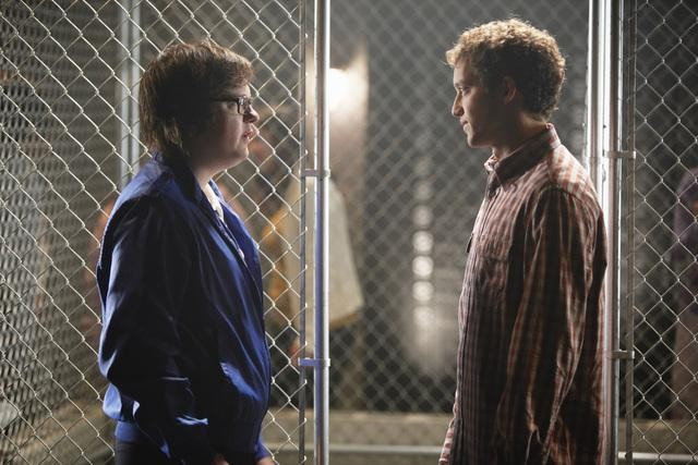 Greek: Clark Duke e Jacob Zachar nell'episodio Friend or Foe