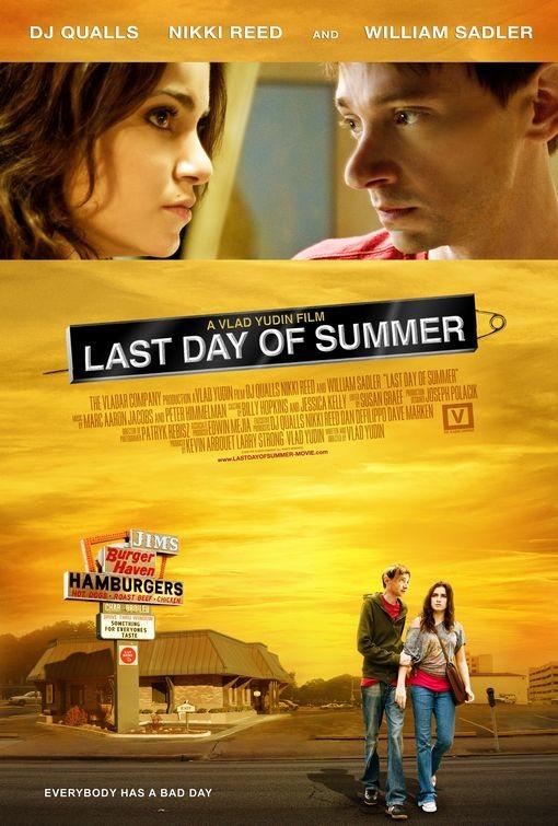 La locandina di Last Day of Summer