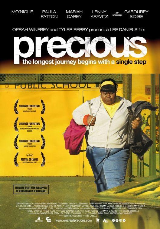 Poster internazionale per Precious
