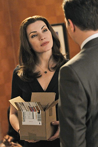The Good Wife: Julianna Margulies nell'episodio Unorthodox