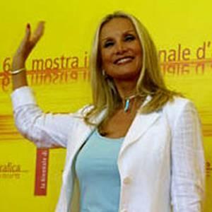 Barbara Bouchet a Venezia.