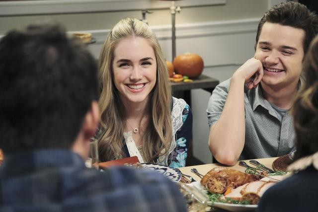Cougar Town: Spencer Locke e Dan Byrd nell'episodio Here Comes My Girl