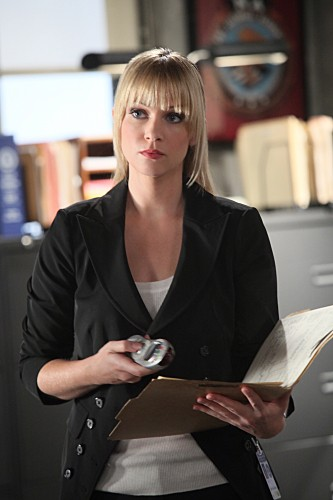 Criminal Minds: A.J. Cook nell'episodio Shemar Moore