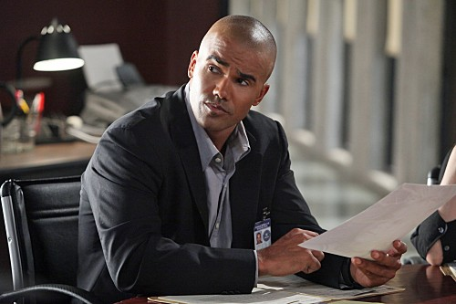 Criminal Minds: Shemar Moore nell'episodio Shemar Moore