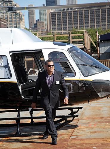 CSI New York: una scena dell'episodio Hammer Down