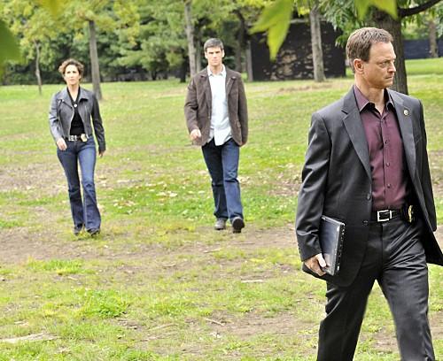 CSI New York: una scena dell'episodio Manhattanhenge