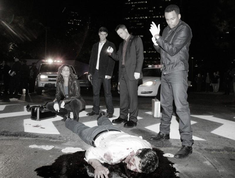 CSI NY: un momento dell'episodio It Happened to Me