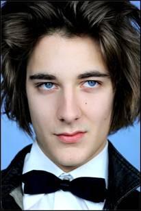 Una foto dell'attore Andrea Beretta