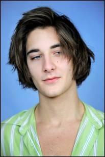 Una foto dell'attore Andrea Maj Beretta