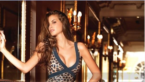 Una splendida e sexy Francesca Fioretti