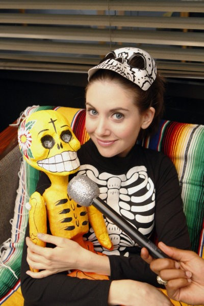 Community: Alison Brie nell'episodio Introduction to Statistics