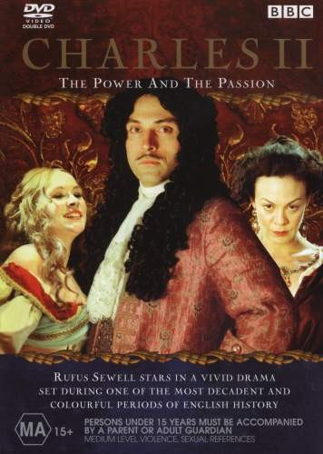 La locandina di Charles II: The Power & the Passion
