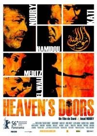 La locandina di Heaven's Doors