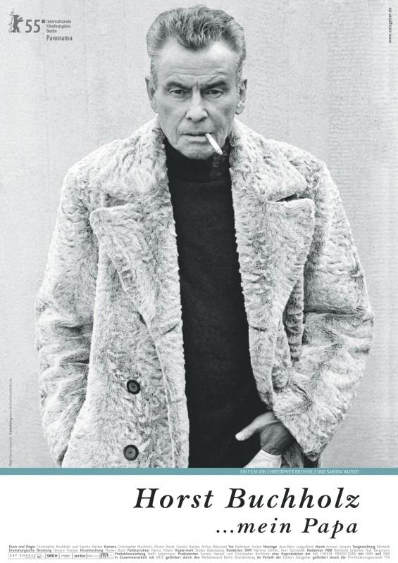 La locandina di Horst Buchholz...Mein Papa