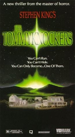 La locandina di Tommyknockers - Le creature del buio
