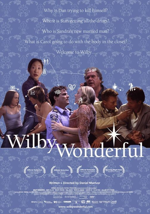 La locandina di Wilby Wonderful