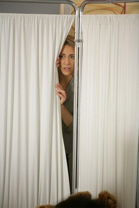 Deanne Bray in una scena di Tabula Rasa dalla quarta stagione di Heroes