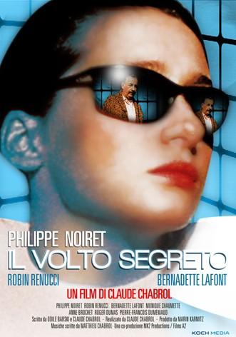 La copertina di Il volto segreto (dvd)