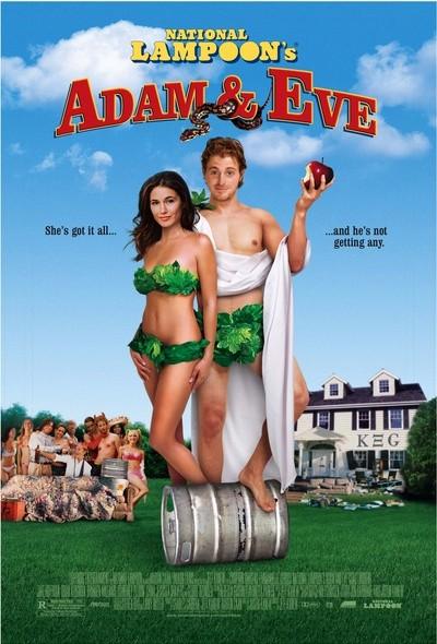 La locandina di Adam and Eve