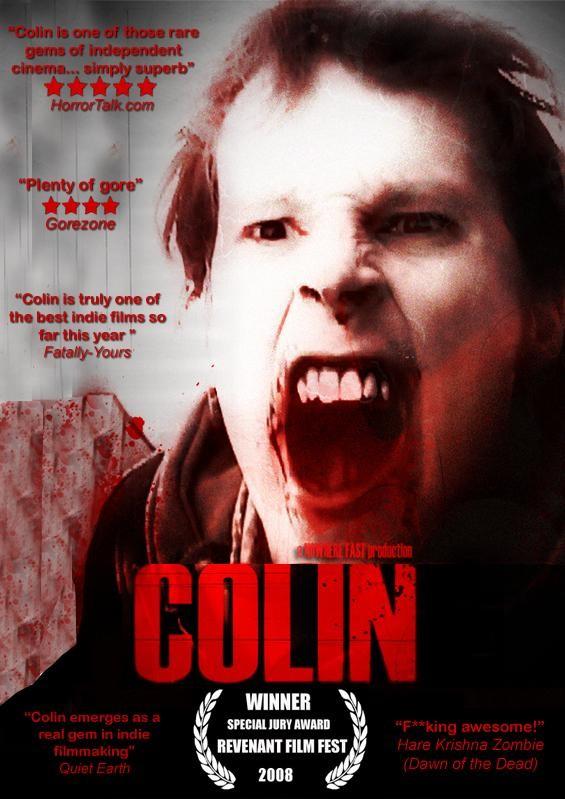 La locandina di Colin