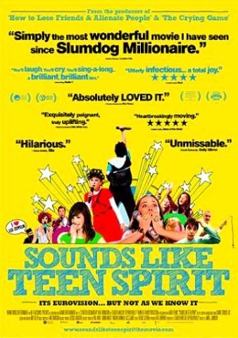 La locandina di Sounds Like Teen Spirit