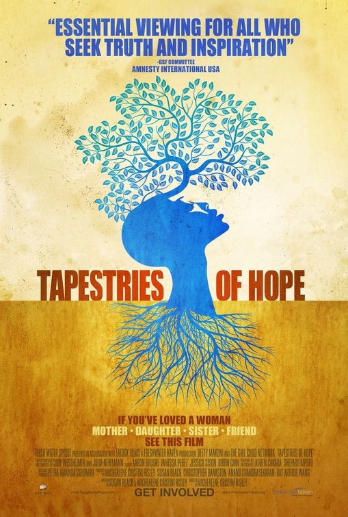 La locandina di Tapestries of Hope